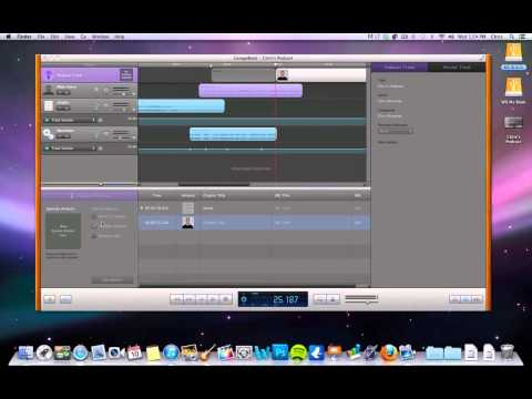 How to make a podcast on garageband