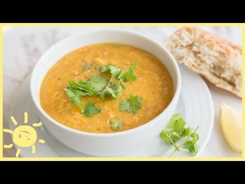 EAT | Freezer-Friendly Red Lentil Soup