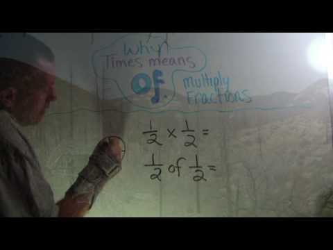 Fractions Multiply