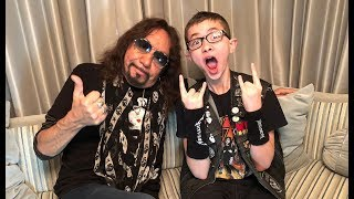 ACE FREHLEY of KISS on Death & Reincarnation, Seeing UFO