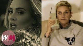 Another Top 10 Moments on The Ellen DeGeneres Show