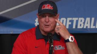NCAA Oxford Regional - Ole Miss Press Conference (5/20/17 vs. ASU)