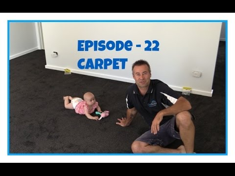Episode 22 - Carpet Installation - Small Space Big Build Project