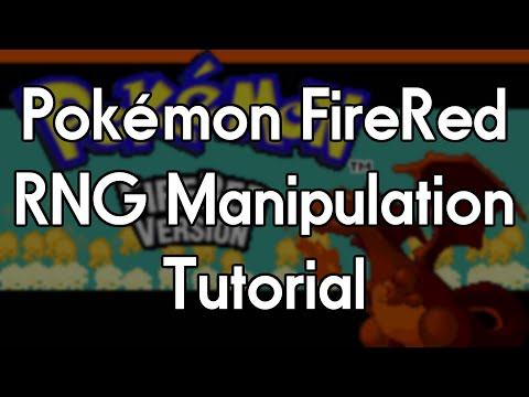 How to get a RNG Manipulated Squirtle in FireRed/LeafGreen