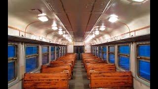 Вечерняя электричка ЭР2-355 - Evening Trainset ER2-355