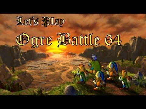 Let's Play Ogre Battle 64 Part 32 - Sable Lowlands 1