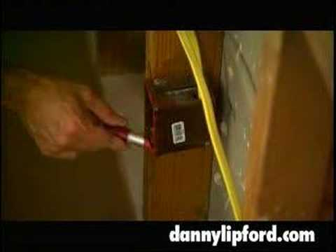 Cut Drywall Around Outlets