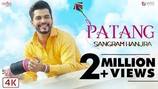 Patang (Full Video) | Sangram Hanjra | New Punjabi Song 2017 | Saga Music