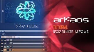 Resolume Avenue & Arena (Tutorial): Mask Overlay Technique - PakVim