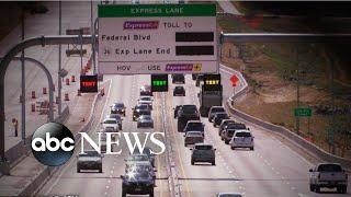 The battle against road rage on Denver