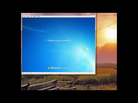 How to install Windows 7 [Part 2 of 2 HD]