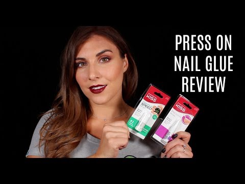 Nail Glue Review - Which is Best? | Bailey B.