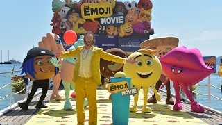 """""""The Emoji Movie"""" soars into Cannes on the Eve of the Festival's 70th Anniversary"""