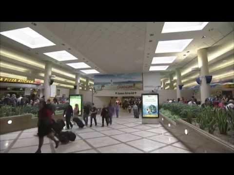 Los Angeles International Airport (LAX) luggage screening system - Unravel Travel TV