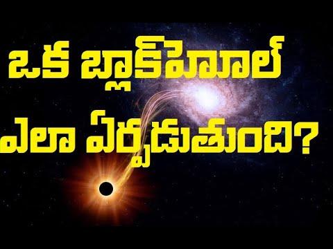 ఒక నక్షత్రం ఎలా చనిపొతుంది ?? How a star will die to Black Hole