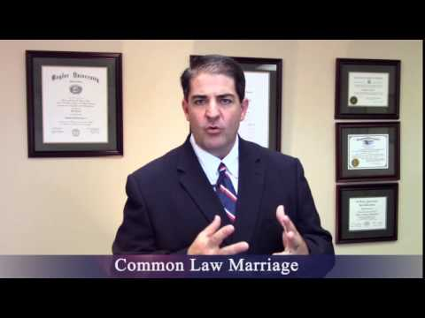 Common Law Marriage - Divorce Lawyer Brownsville Texas