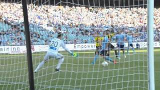 Wellington Phoenix -  All Goals 2014/15