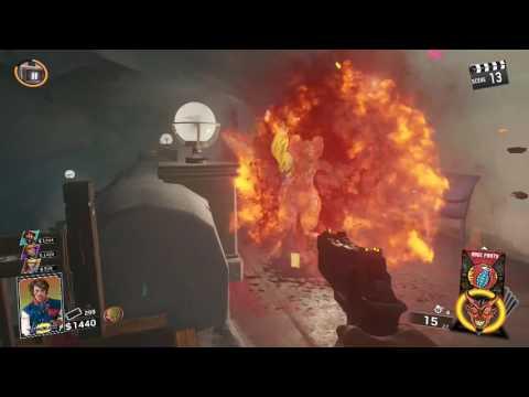 Infinite Warfare Space Land Funny Moments 2 (ARCADE!)