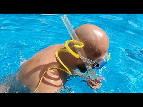 10 SNORKEL PRANKS - HOW TO PRANK