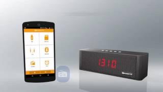 Amkette Trubeats Smart Speaker and Home Audio Hub S-50