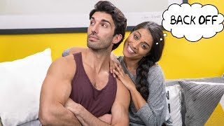 The Struggles Of Dating Someone TOO Hot (ft. Justin Baldoni)