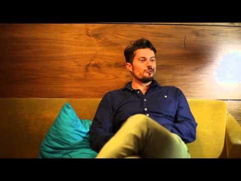 Innovation Stories - Michael Johnston