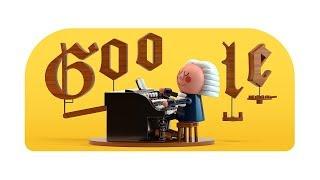 Behind the Doodle: Celebrating Johann Sebastian Bach