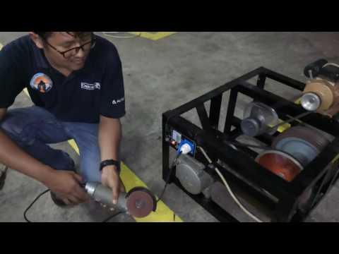 Pengembangan Flywheel Generator
