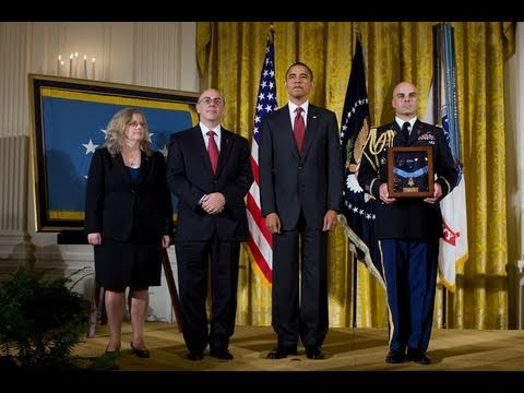Medal of Honor for Staff Sergeant Robert J. Miller