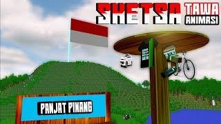 PANJAT PINANG! Sketsa tawa Kemerdekaan RI 4Brother Ft.Anited (Animasi Minecraft Indonesia)