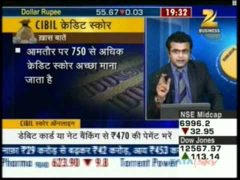 What is considered as good CIBIL score and how can it be improved by Balwant Jain