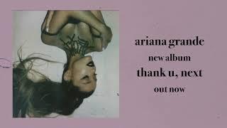 Ariana Grande - thank u, next (official album teaser)