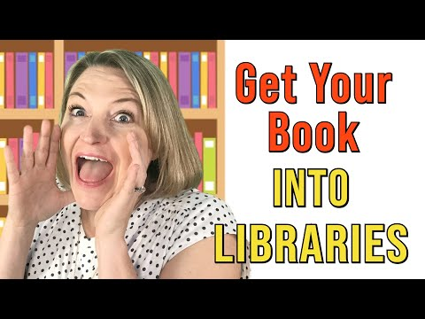 How to Get Your Book into Libraries Across the US