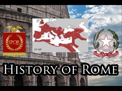 History of Rome/Italy