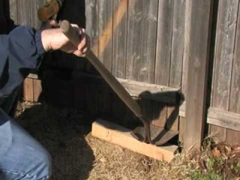 EZ-Brace Installation Video. How to fix a sagging wood fence gate. Easy to install gate hardware kit