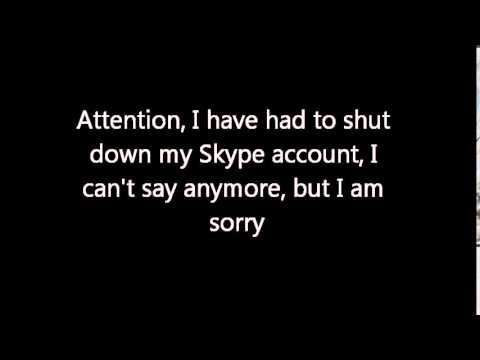 Deleted Skype account
