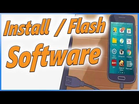 Samsung On5 (SM-G5520)  - Flash by odin | step by Step