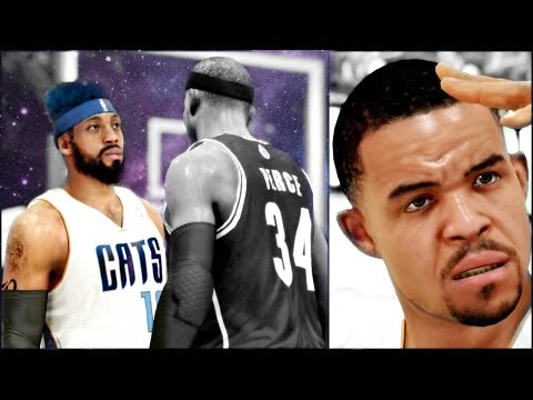 NBA 2k14 MyCAREER Playoffs PS4 - ECF 1 Brooklyn Nets In Bridges' Way