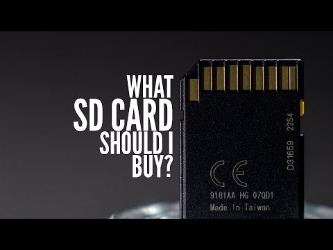 What SD Card Should I Buy? | The Best SD Card