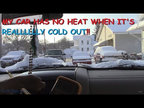 My Car Does Not Have Good Heat!