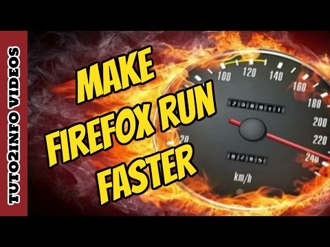 How to Speed Up Mozilla Firefox 2017 | Make Firefox Run Amazing Faster