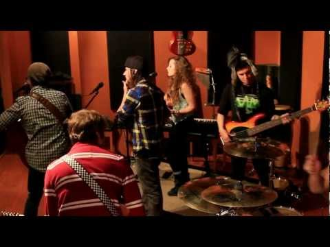 Neon Trees - Everybody Talks (Full Band Cover by Ratham Stone feat. Camryn Wessner)
