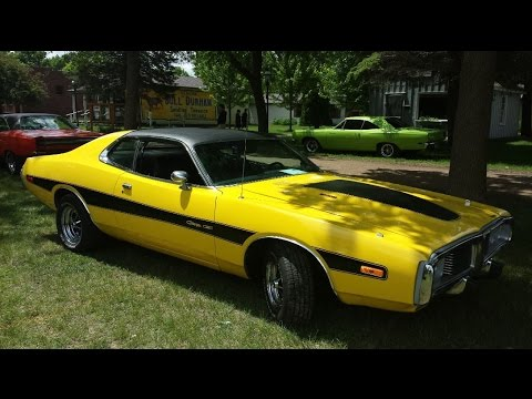 1973 Dodge Charger - Car Show Walk-around