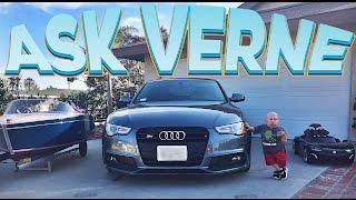 AskVerne Episode 4: My House Tour!