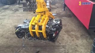 ENERPAT Mobile Car Body Baler