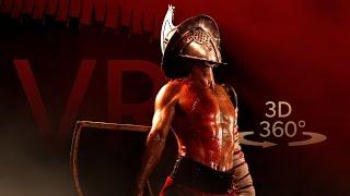 Gladiators In The Roman Colosseum VR 3D 360°