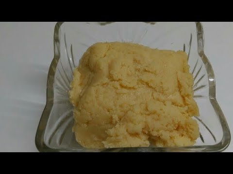 Instant Khoya / How to make Mawa from Milk Powder / Instant Khoya In 3 to 4 mins