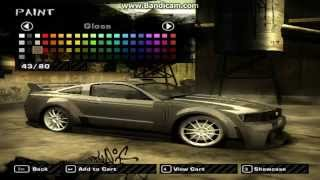 Need For Speed Most Wanted Blacklist Vinyls (With Download