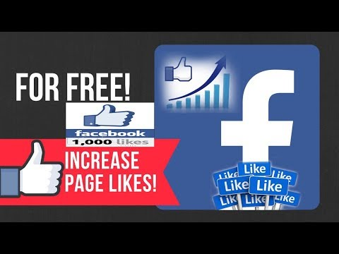 How to get 5000 likes on facebook page free
