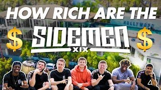 How Rich Are The Sidemen?